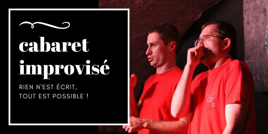 Spectacle d'improvisation