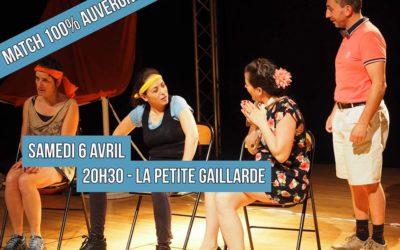 Tournoi d'improvisation spécial Auvergne