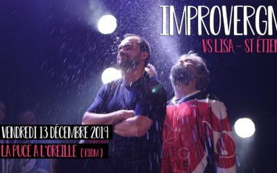 Improvergne VS Lisa   La Puce a L'Oreille